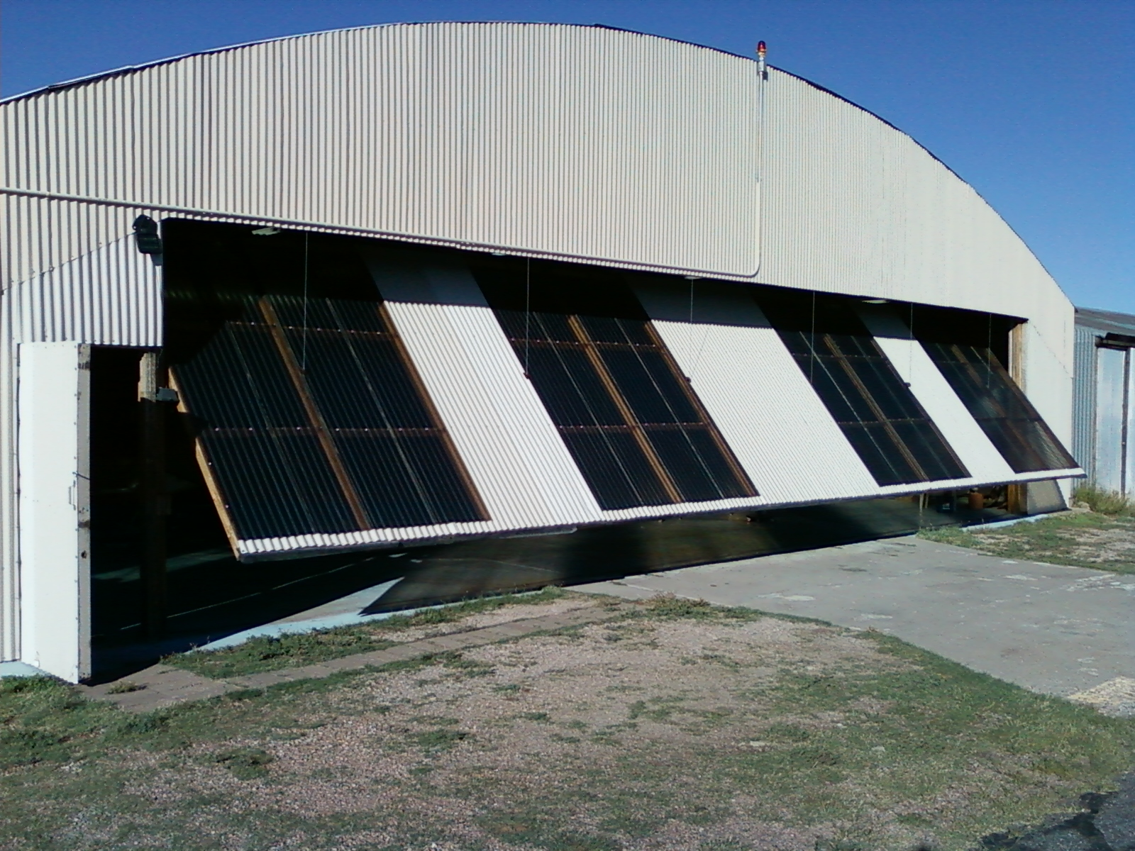 The Big Hangar
